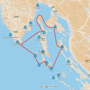 Yoga Sailing Retreat Croatia 2019