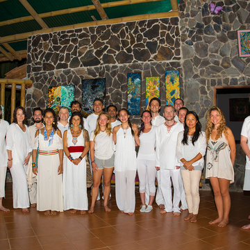 7-day 6-night REALITY ENLIGHTENING Ayahuasca & Temazcal Retreat in Costa Rica