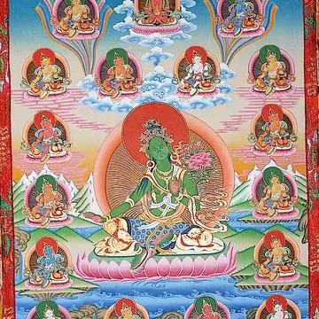 Tara Practice: Transcending Fear through Song & Dance Copy