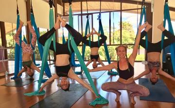 200-Hour Vinyasa & Aerial Yoga Teacher Training Goa, India w/ Lindsay Nova