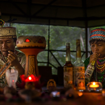 9 Day Ayahuasca, Yoga & Meditation Retreat with Traditional Shipibo Healers in Peru