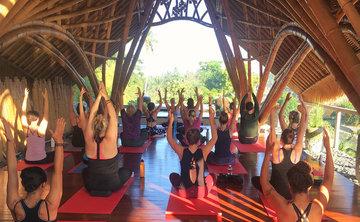 Prana in Paradise Bali Yoga Retreat
