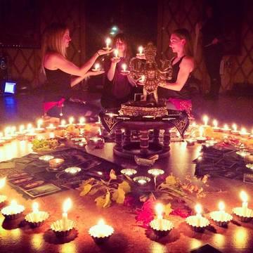 Mystical Woman Workshop
