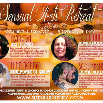 Sensual Arts Retreat