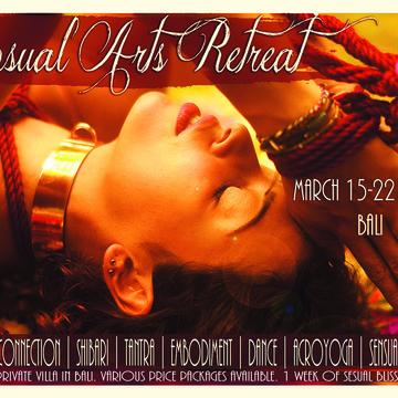 Sensual Arts Retreat