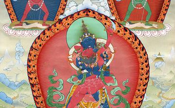 Chakrasamvara Amending & Four Karmas Fire Offering