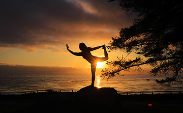 Aligning with Nature: A Winter Solstice Yoga Retreat