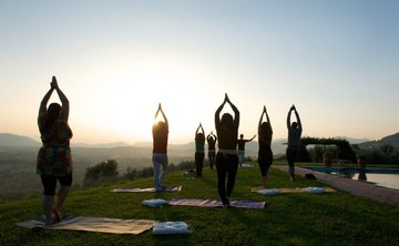 Yoga and Wine Getaway