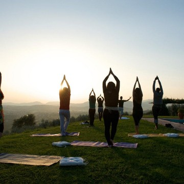 Yoga and Wine Getaway
