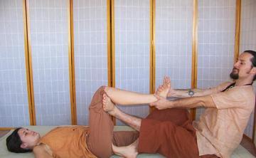 Thai Yoga Bodywork Certification- Level 1