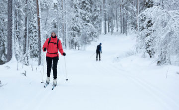 Gentle Yoga and Ski Escape:  A Weekend Retreat