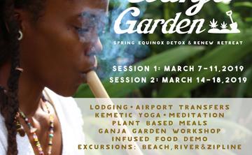 Ganja Garden:  Session 2