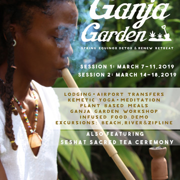 Ganja Garden: Session 1