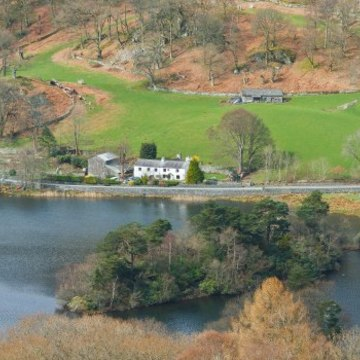 Core Reset Retreat, Lake Rydal, Lake District, UK