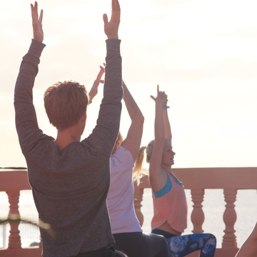 Spring Yoga Retreat in Morocco Tamraght with Wave & Dance - 7 nights
