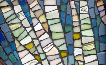 Mosaic Art: Patterns in Nature