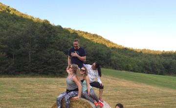 Premium Yoga Retreat San Flaviano Umbria Italy (Aug & Oct 2019)