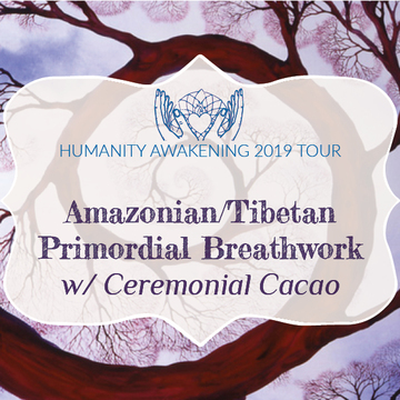 Crested Butte, CO: Amazonian/Tibetan Primordial Breathwork w/ Ceremonial Cacao