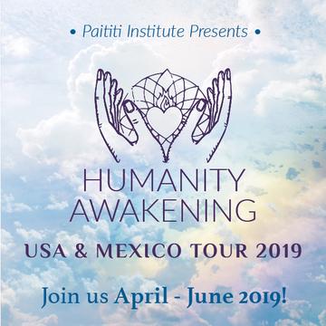 2019 Planetary Awakening Tour