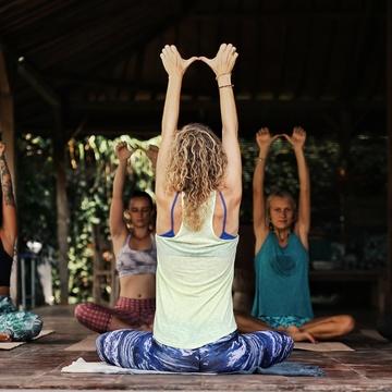 5 Night Yoga & Wellness Retreat.