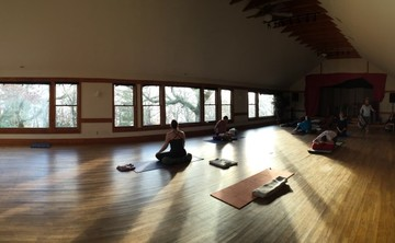 Southeastern Yarn and Yoga Retreat