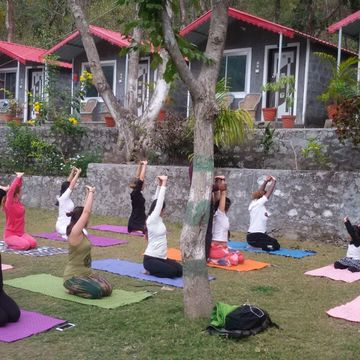 Rishikesh Yoga Study Center