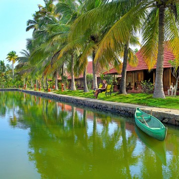 7 Day Yoga and Ayurveda Retreat in Kerala