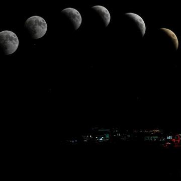 Super Blood Wolf Moon TOTAL LUNAR ECLIPSE Viewing w/ SCAS