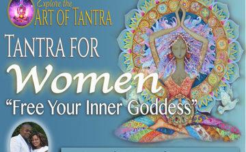 Tantra for Women: Free Your Inner Goddess