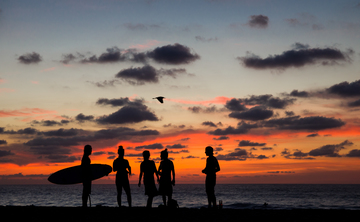 Nicaragua - Wild, Natural & Free - a Surf and Yoga Experiance