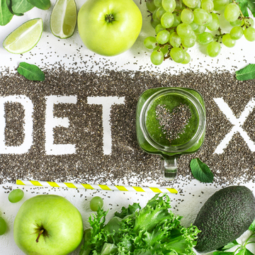 Revitalizing 7-Day Spring Cleanse & Detox