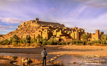Valley of the Roses & The Red City - Fitness & Culture Morocco Retreat