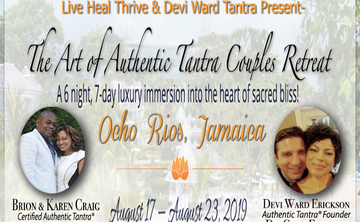 The Art of Authentic Tantra Couples Retreat – Jamaica