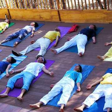 Yoga Nidra: Graceful Transitions Teacher Training
