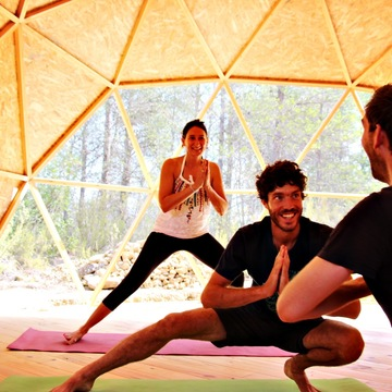3 Days Active Nature Retreat in the Spanish mountains with Kayak, Cycling and Yoga