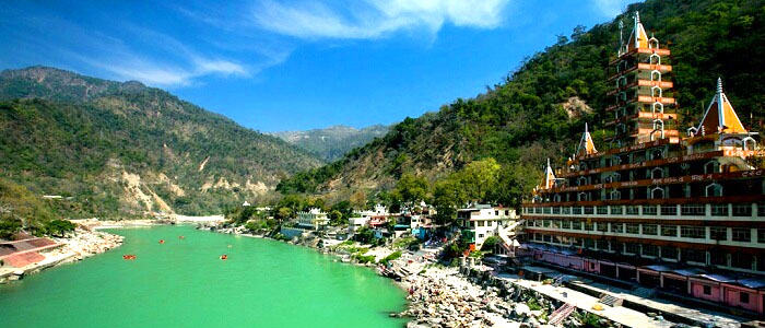 Rishikesh : by Yoga Amritam Risihikesh
