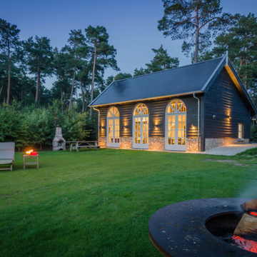 4-day Psilocybin (Magic Truffle) Retreat + Yoga & Meditation in a luxurious Villa in Nature near Amsterdam