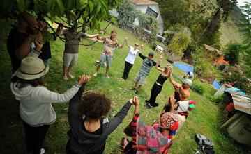 8 days Ayahuasca healing retreat, Psychotherapy, Yoga and social responsibility.