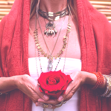 Magdalene-Isis Red Rose Lineage Temple Retreat