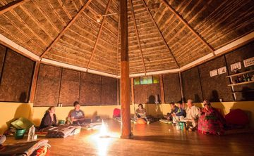 3 day Ayahuasca healing retreat, your safety is our priority Copy