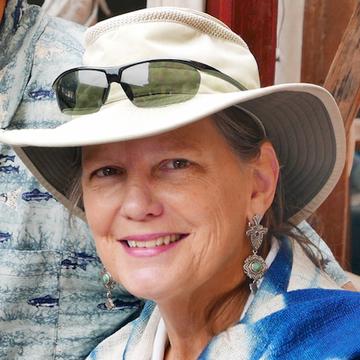 Pat Moffitt Cook, PhD