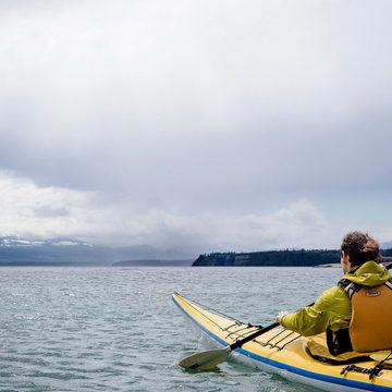 Sea Kayaking Adventures Aboard Misty Isles