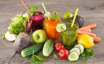 Summer Cleanse Juice and Raw Food Detox Week
