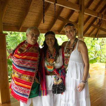 Sacred Weaving of Womanhood Plant Medicine Retreat