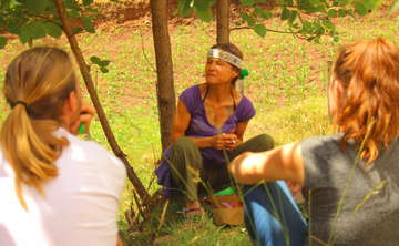 'The Healer within' Reiki Training Retreat