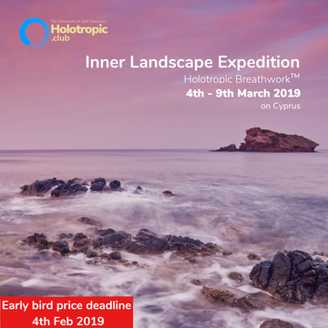 Inner Landscape Expedition through Holotropic Breathwork™ on Cyprus