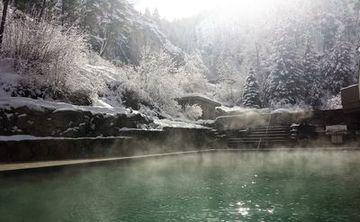 Holistic Empowerment Retreat - Sleeping Child Hot Springs