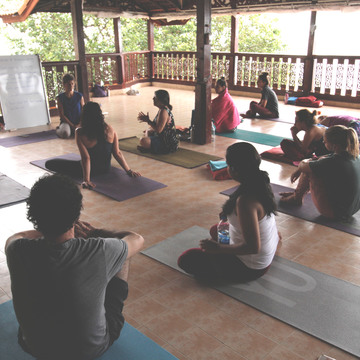 Jivani Yoga Level 1 Teacher Training