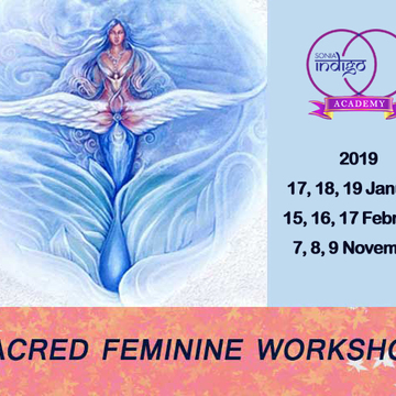 Sacred Feminine Workshop