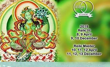 Reiki Master Level Certification